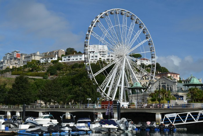 Torquay Wheel