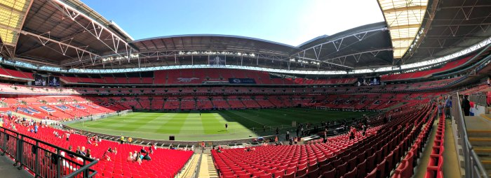 Wembley Stadium Pano