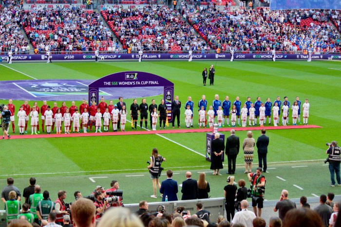 Wembley Women's FA Cup