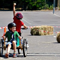 Bournemouth Cub Scouts Go Kart Race