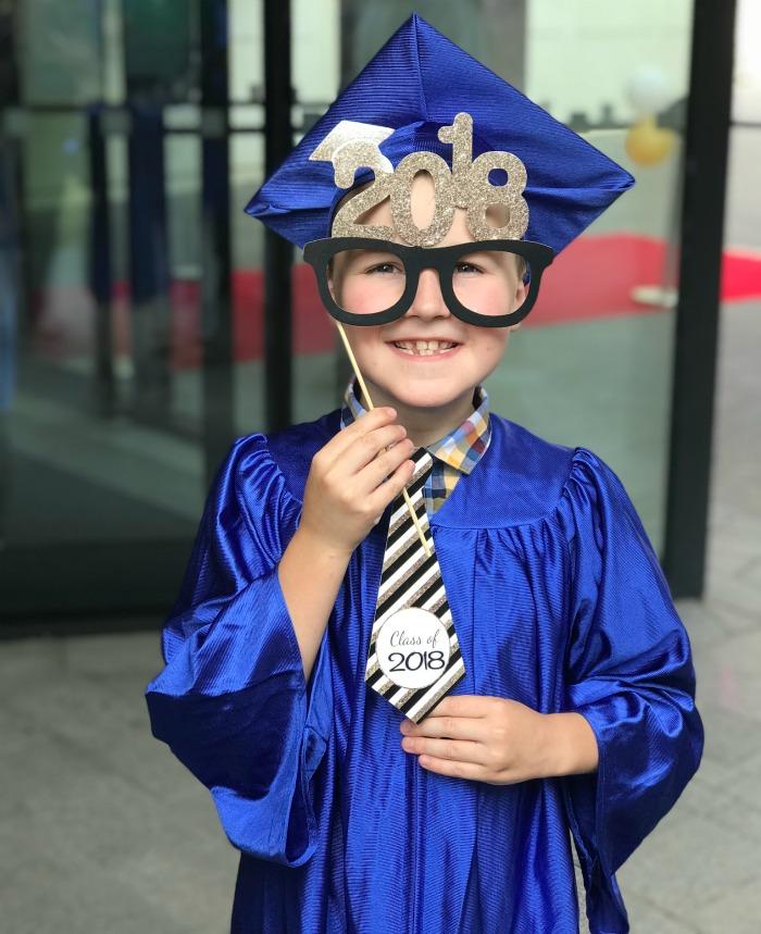 Isaac Graduation