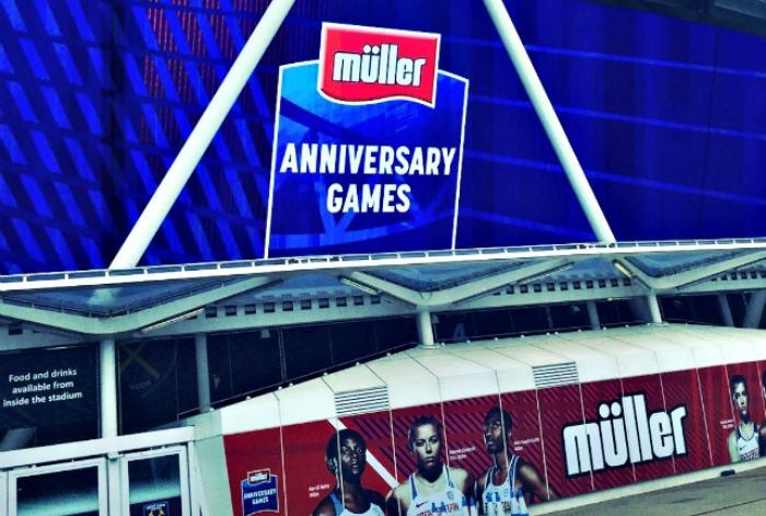 Muller Anniversary Games