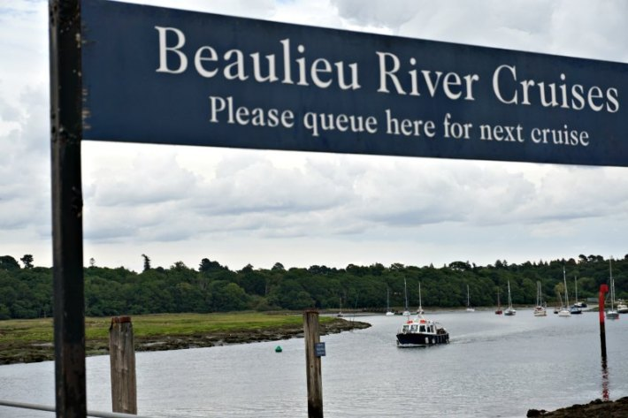 Beaulieu River Cruise
