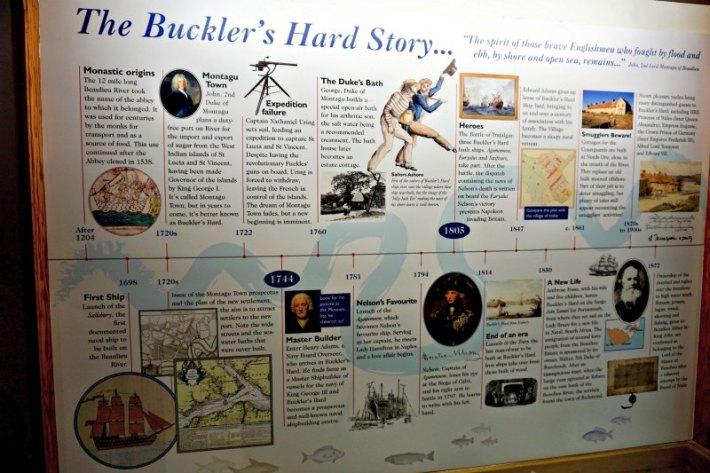 Buckler's Hard Story