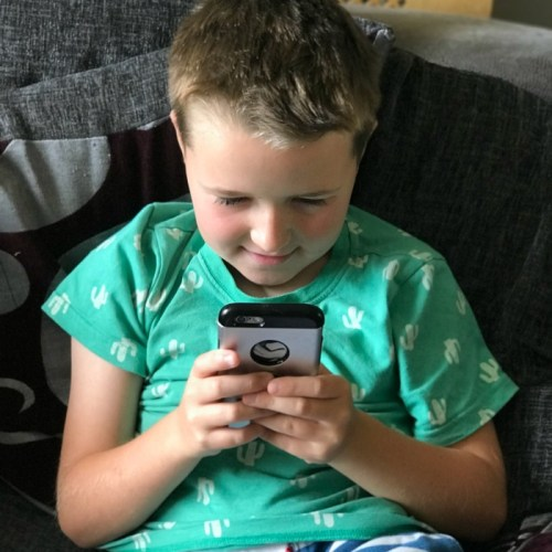 When is the right time to let your child have a mobile phone?