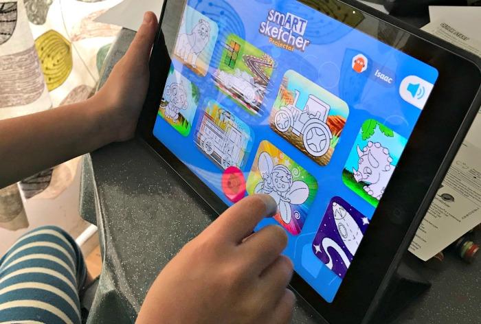 Smart Sketcher iPad