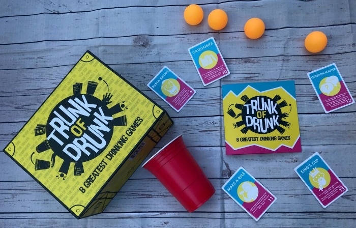 Trunk of Drunk Game