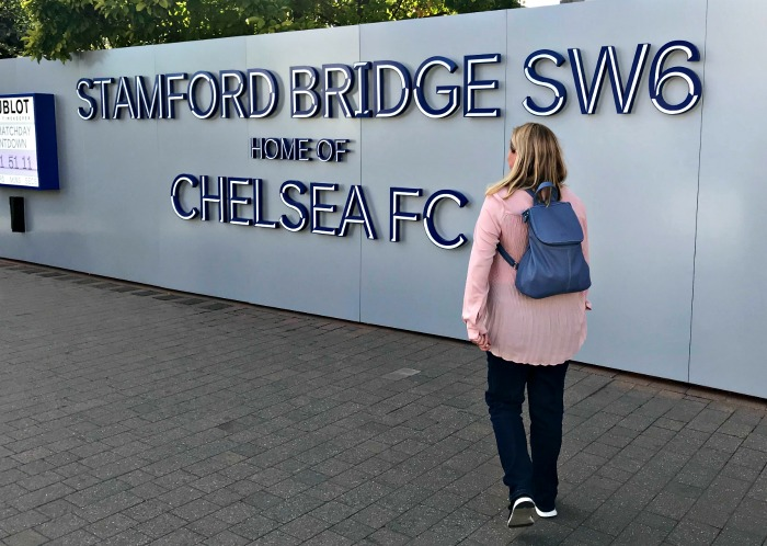 Maya Backpack Stamford Bridge