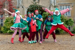 Elves Outside Marwell Hall (3)