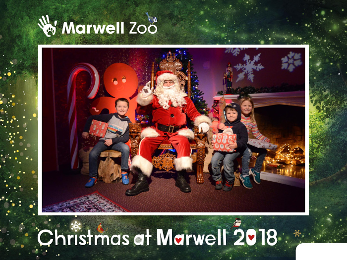 Father Christmas Marwell