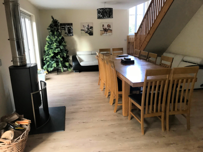 Tree Roots Dining Area