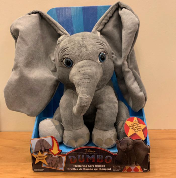 Fluttering Ears Dumbo