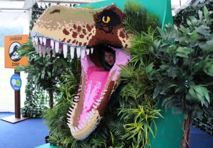 Brickosaurs Marwell