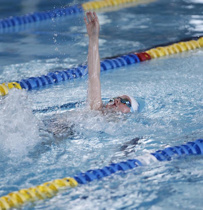 Backstroke - Isaac