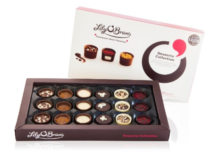 Lily O'Briens Chocolates