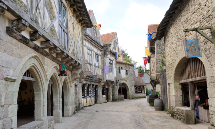 Puy du Fou Medieval
