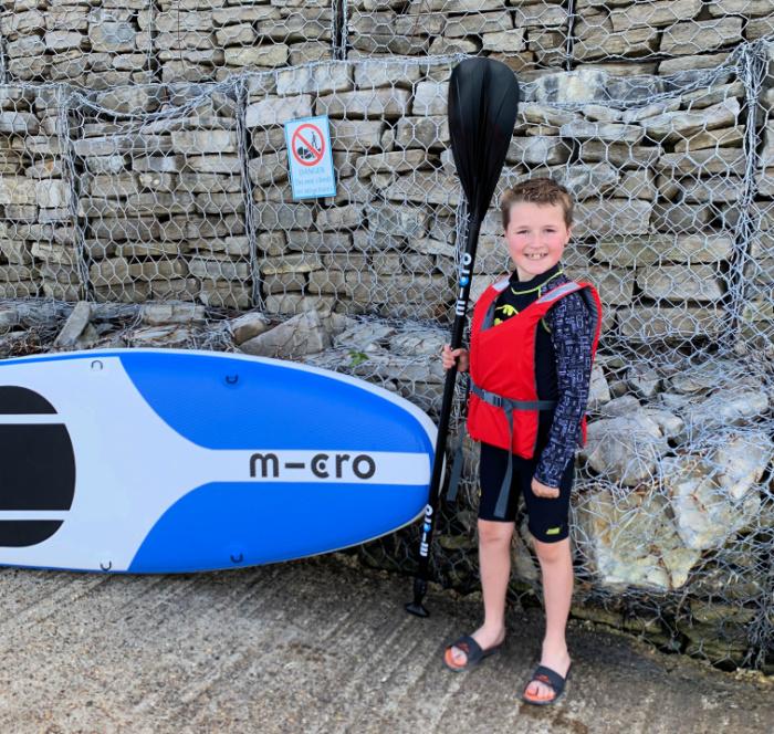Micro Paddle Board