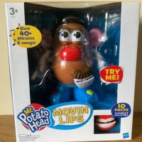 Mr Potato Head Moving Lips