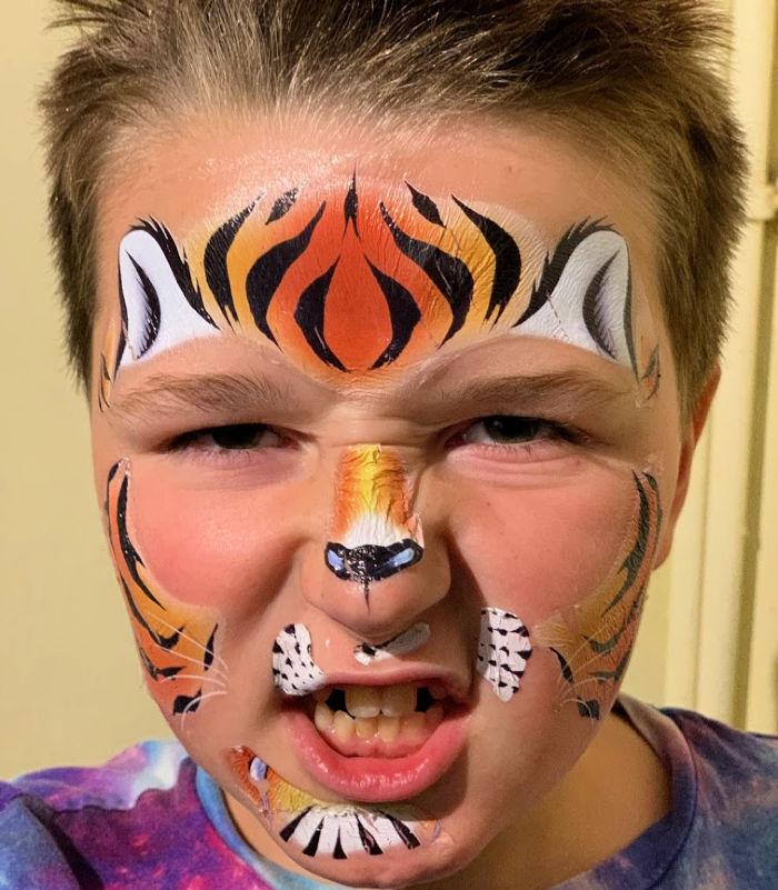 Tiger-Paintoo