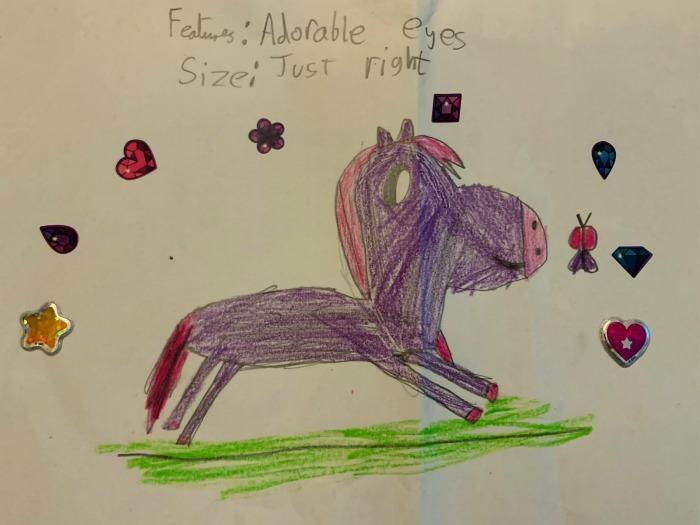 Eliza Horse Picture