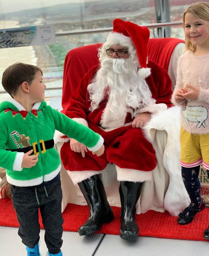 Sebby Santa