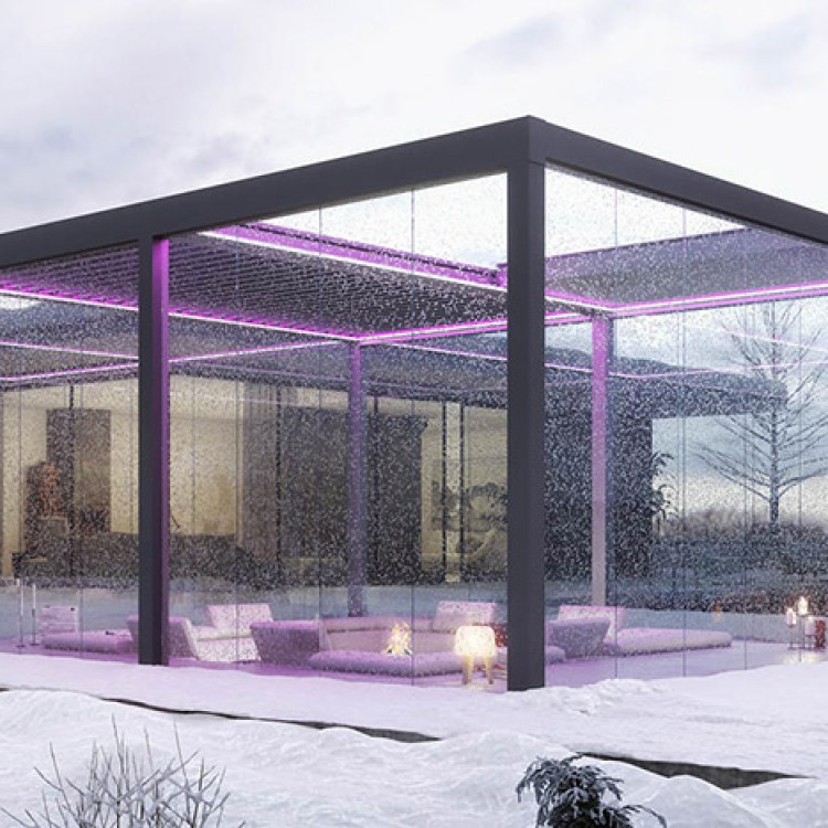 Retractable roofs are an ideal way to improve your outdoor space in 2020