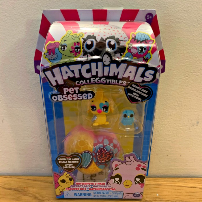 Hatchimals Pet Obsessed