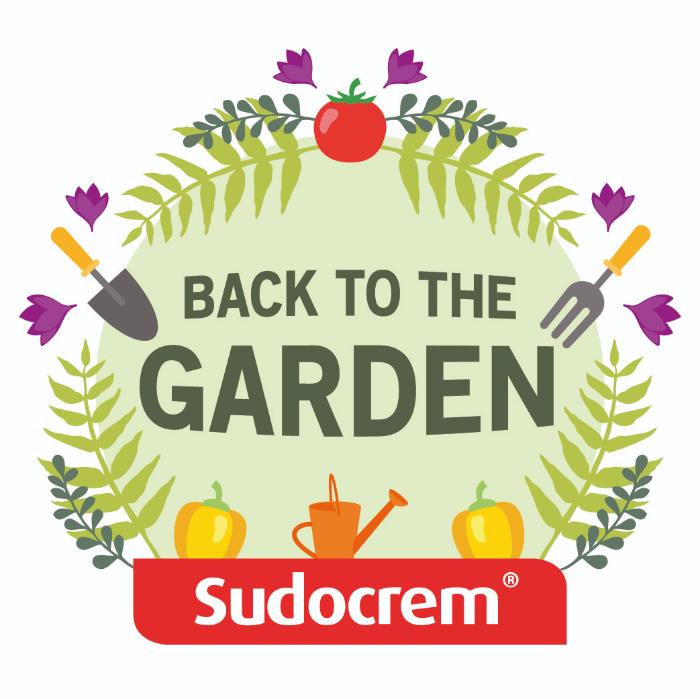 Back to the Garden Sudocrem logo-150 dpi