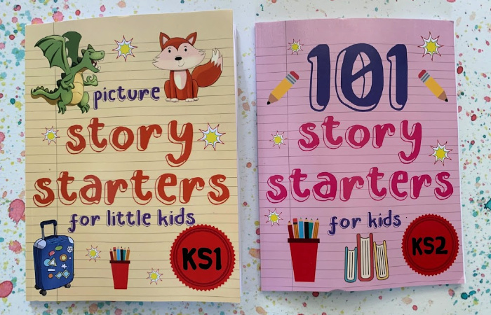 Story Starters Journal