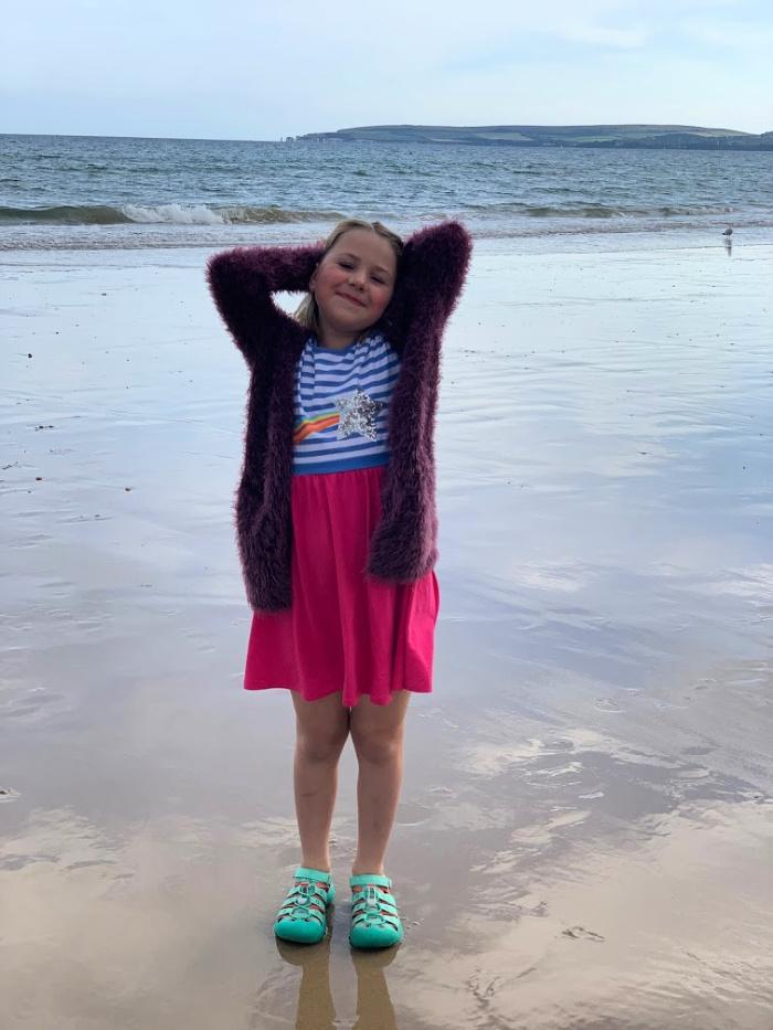 Eliza seaside
