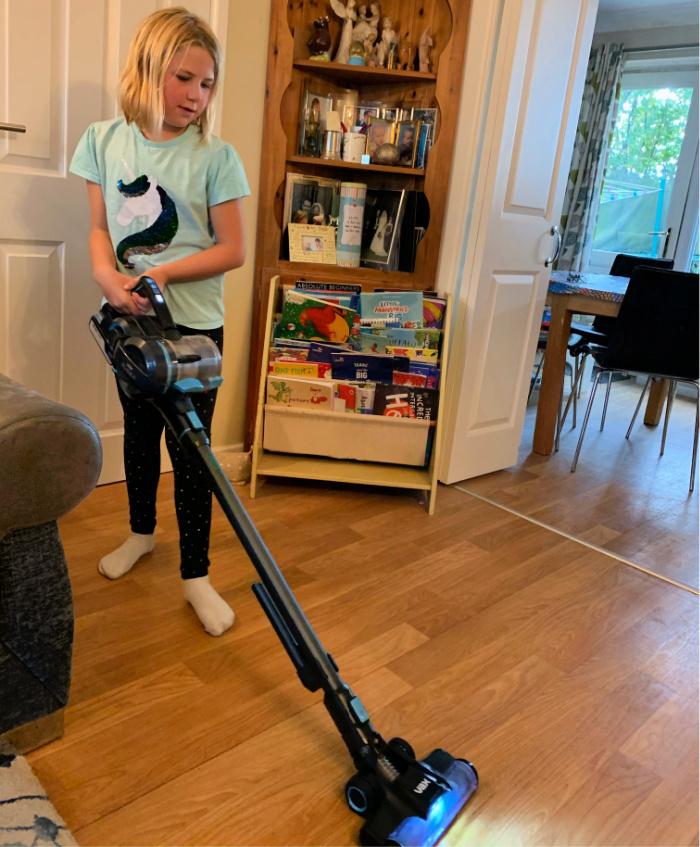 Vacuum Cleaner Eliza