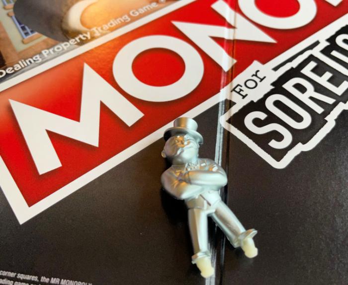 Monopoly Mr