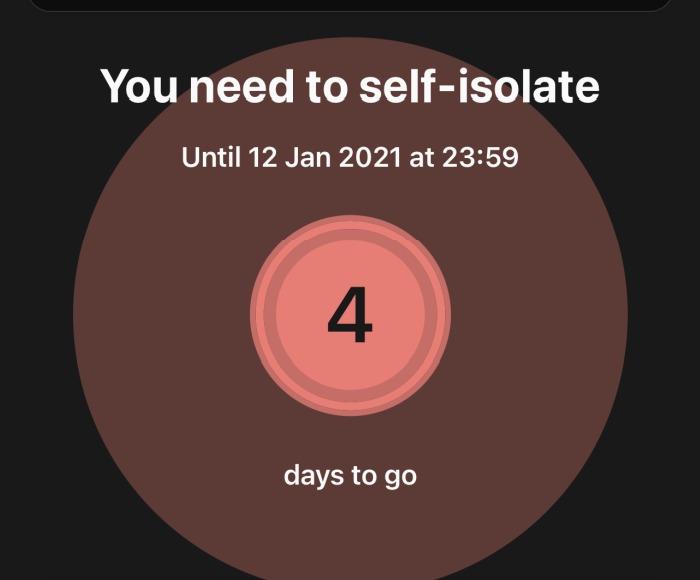 Self Isolate
