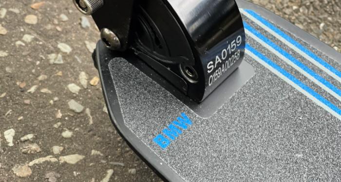 BMW-Footplate