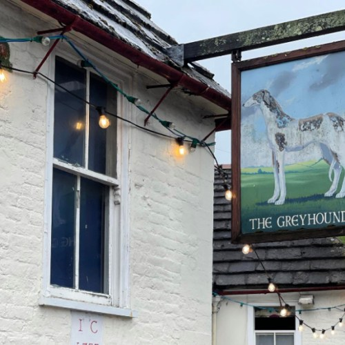 Review: Lunch at The Greyhound Inn, Corfe Castle