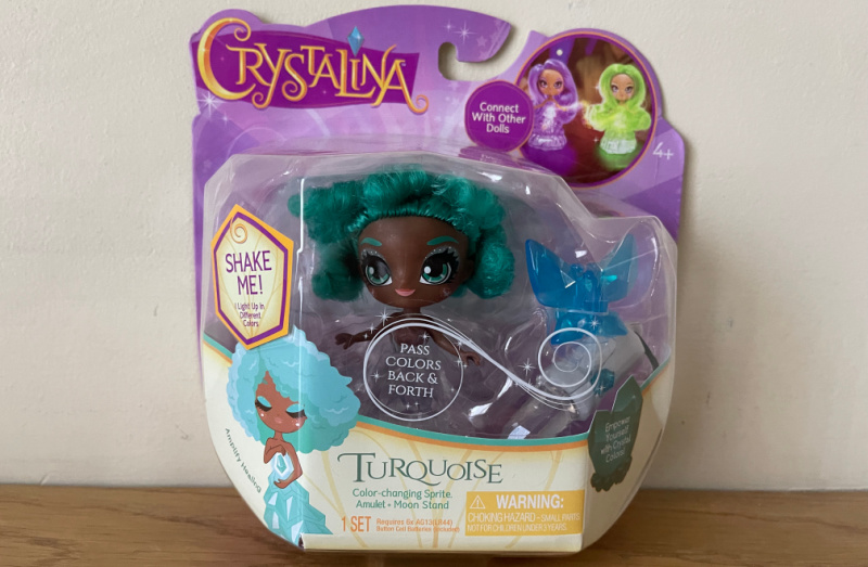 Crystalina Doll