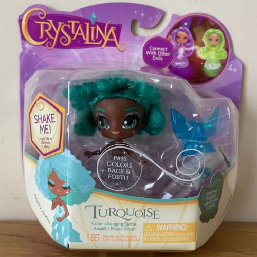Review: Crystalina Light Up Fairy Dolls