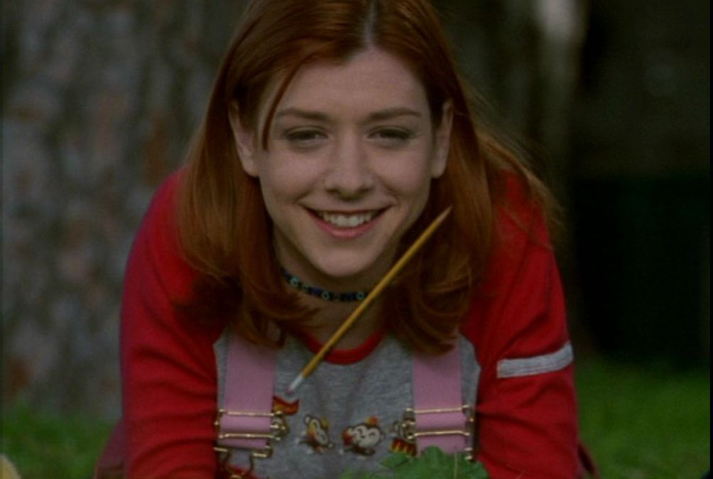 Willow from Buffy the Vampire Slayer