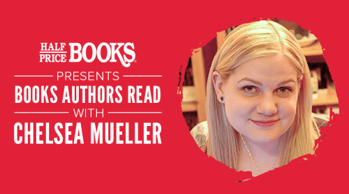 Books Authors Read - Chelsea Mueller