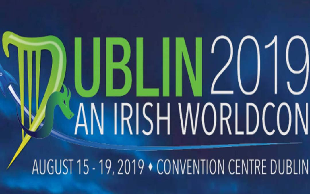 Let's Hang Out in Dublin! (Where to Find Me at Worldcon)