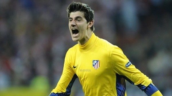 Courtois Snubs Possibility Of Involvement In Falcao's Move To Chelsea