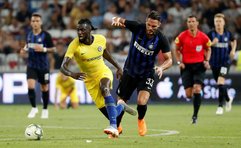 'The worst I've ever seen' – Chelsea fans want Tiemoue Bakayoko out