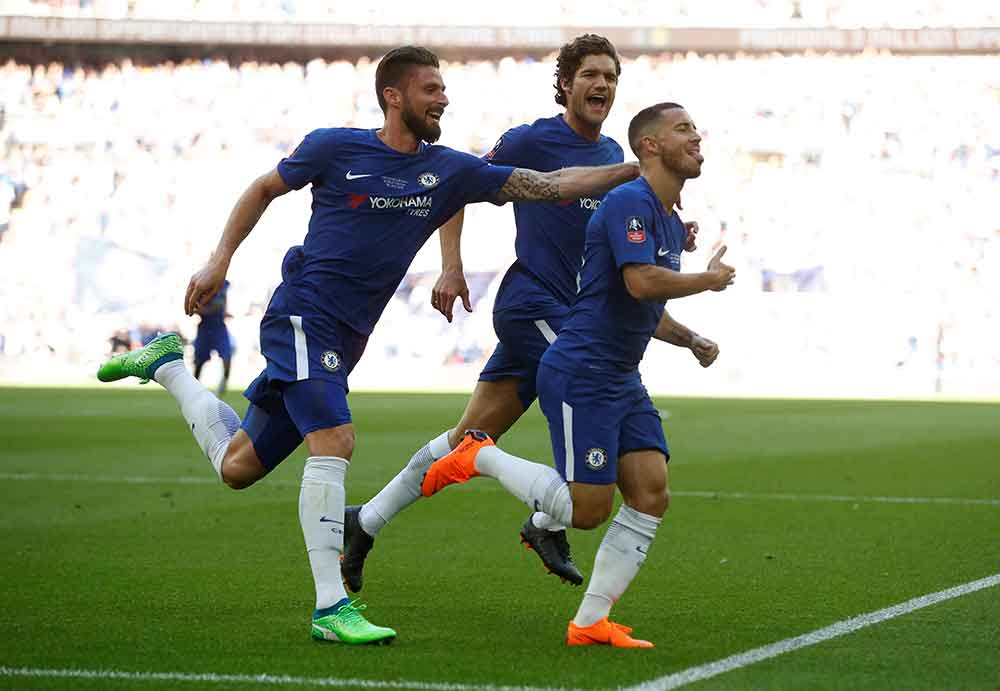 Hazard May Have Delivered A Subtle Hint About His Chelsea Future During Kit Launch