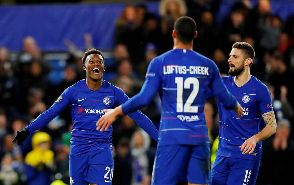 'Can't Wait' 'Good News' 'Need Them Both' Fans On Twitter React As Chelsea Starlets Provide Double Injury Boost