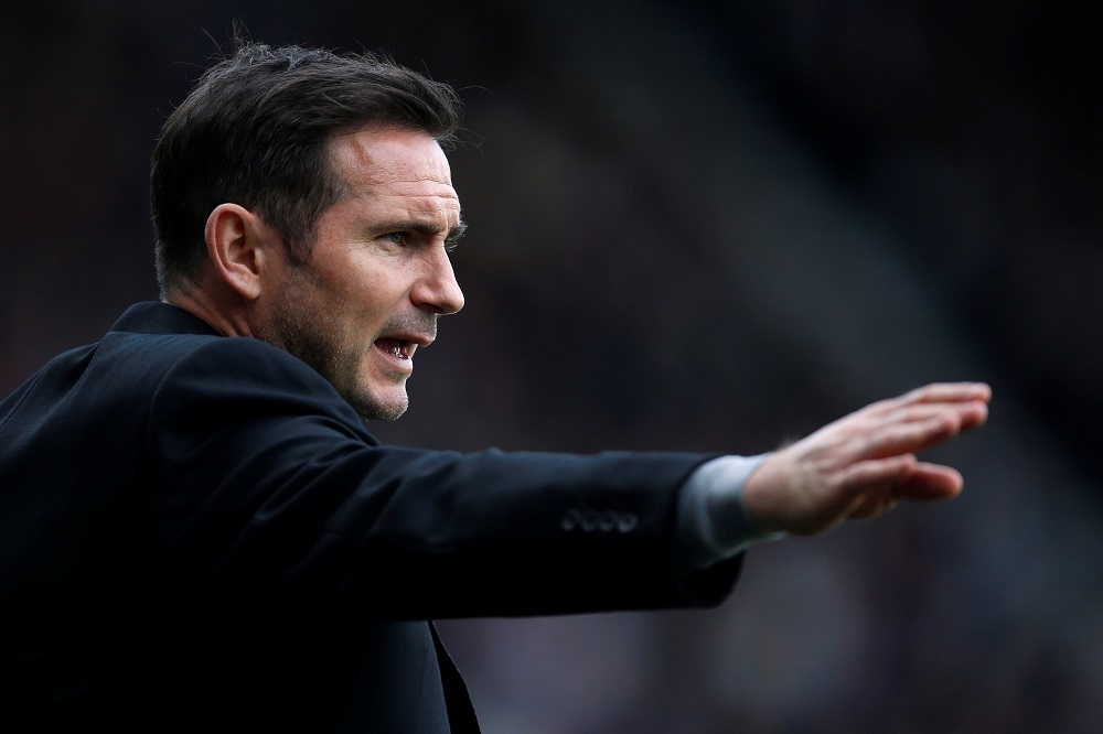 Lampard Reveals What He Said At Half Time To Inspire Chelsea Fightback
