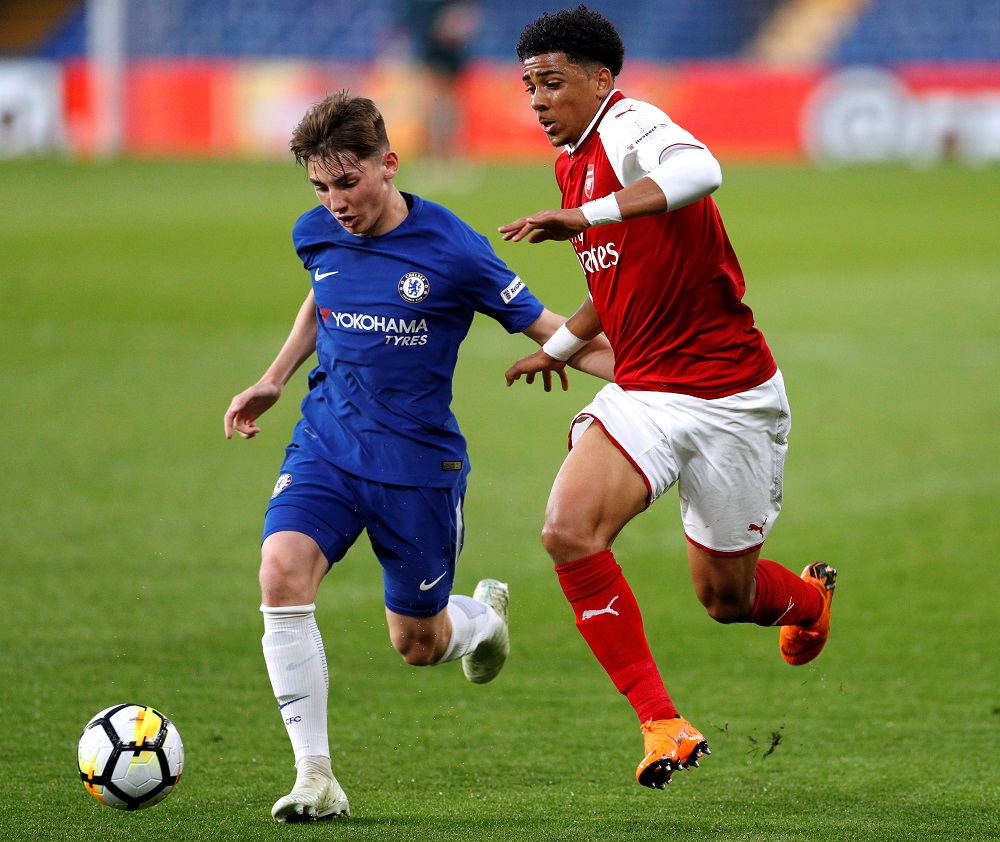 'Top Talent' 'Ice In His Veins' Fans Echo Lampard's Words That Chelsea Starlet Was The 'Best Player On The Pitch' Versus Hull