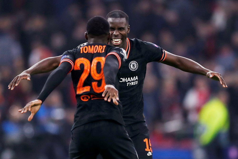 'They Will Do The Same Thing' 'Best We Have I Guess' Fans Debate Whether Chelsea Centre Back Duo Should Return