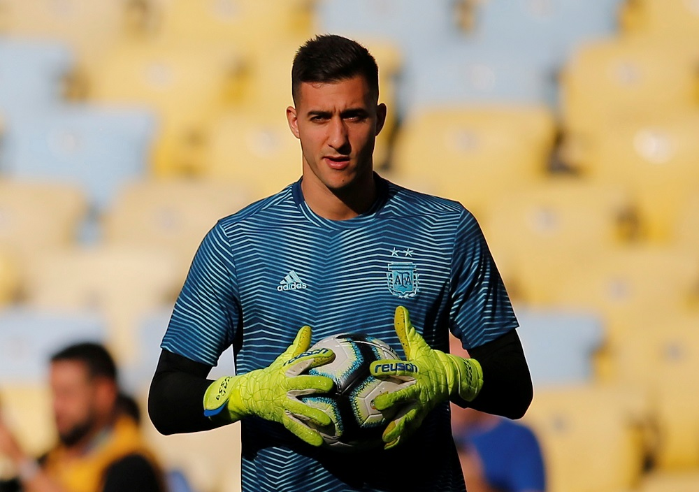 Chelsea Step Up Pursuit For Kepa's Replacement As They Line Up 'Real Offer' For £25m Rated Shot Stopper