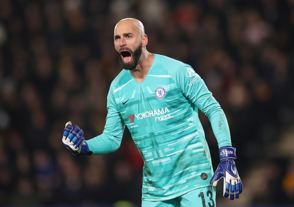 Willian And Mount To Start, Caballero Picked Ahead Of Kepa: Chelsea's Predicted XI To Face Everton