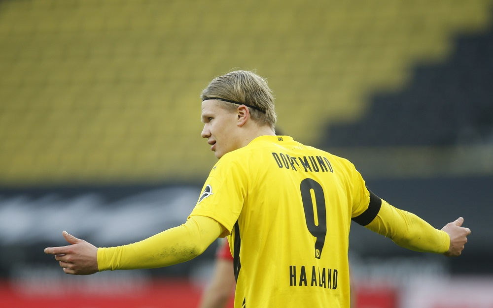 Dortmund Respond As Chelsea Offer Up 47.5M Lampard Signing In Latest Attempt To Secure Deal For Haaland